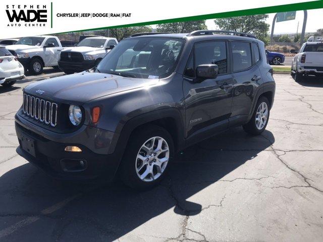 Used 2018 Jeep Renegade Latitude