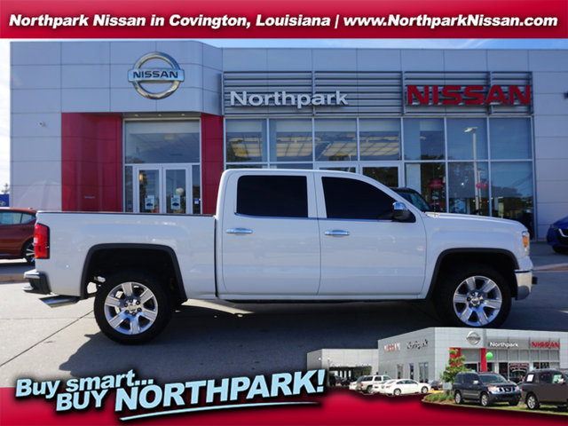 Used 2015 GMC Sierra 1500 in Covington, LA