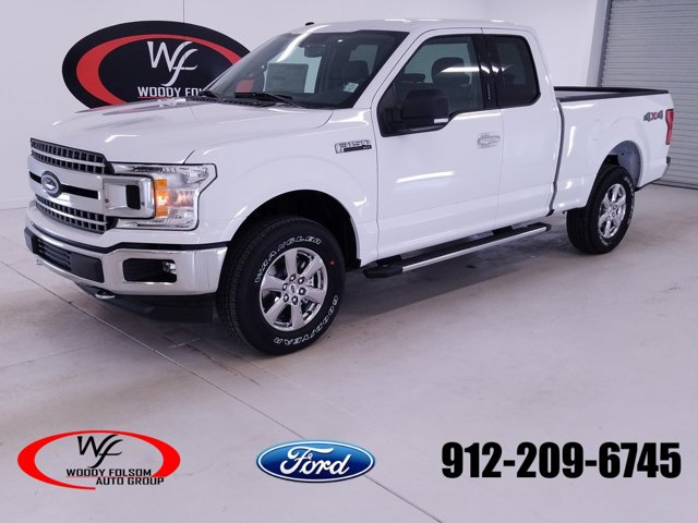 New 2018 Ford F-150 in Baxley, GA