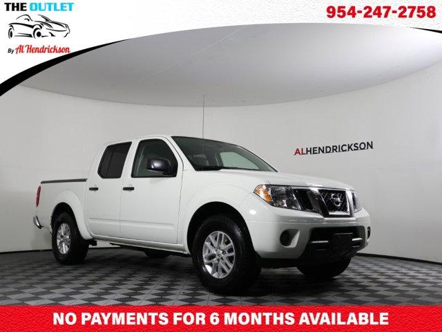 Used 2019 Nissan Frontier in Coconut Creek, FL