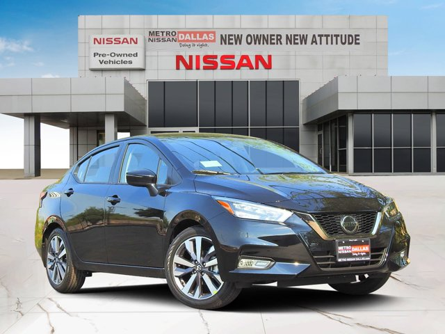 2020 Nissan Versa SR SR CVT Regular Unleaded I-4 1.6 L/98 [11]