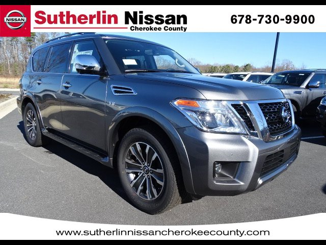 New 2020 Nissan Armada in Holly Springs, GA