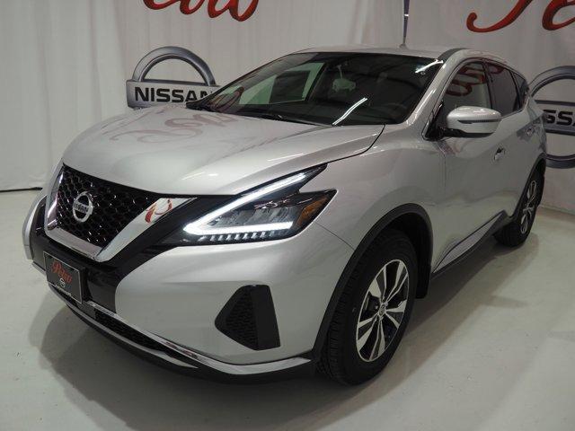 New 2019 Nissan Murano in Hattiesburg, MS