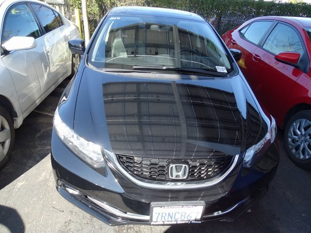 Used 2015 Honda Civic Sedan EX-L
