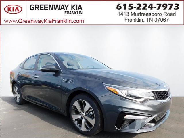 New 2020 KIA Optima in Franklin, TN