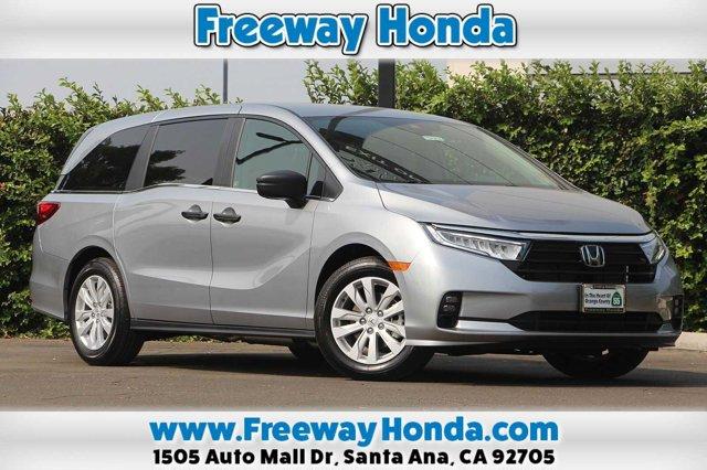 2021 Honda Odyssey LX LX Auto Regular Unleaded V-6 3.5 L/212 [6]