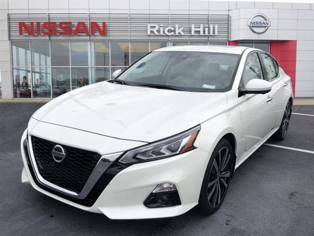 New 2019 Nissan Altima in Dyersburg, TN