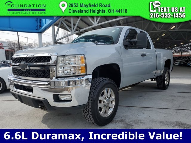 Used 2011 Chevrolet Silverado 2500HD in Cleveland Heights, OH