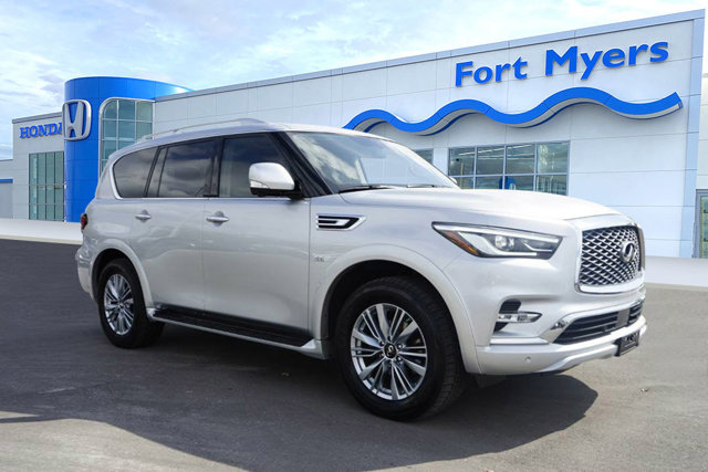 Used 2019 INFINITI QX80 in Fort Myers, FL