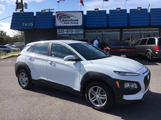 Used 2019 Hyundai Kona in Gonzales & Baton Rouge, LA