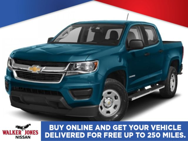 Used 2020 Chevrolet Colorado in Waycross, GA