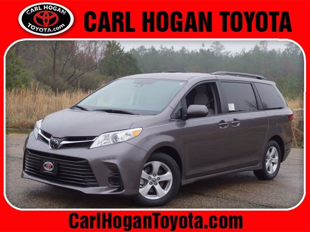 New 2020 Toyota Sienna in Columbus, MS
