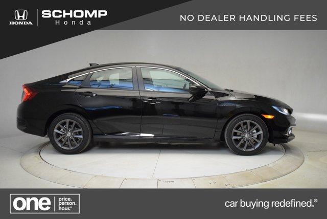 New 2020 Honda Civic Sedan in , CO