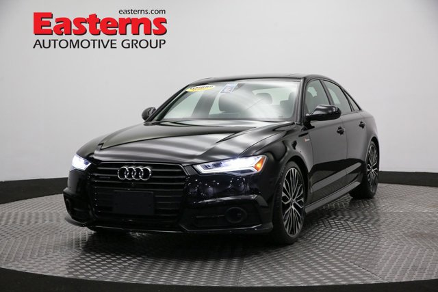 2017 Audi A6 Premium Plus Sport Black Optic 4dr Car