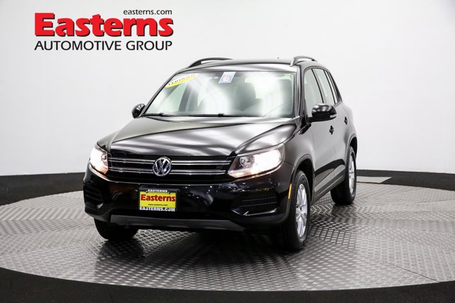 2017 Volkswagen Tiguan for sale 121807 0
