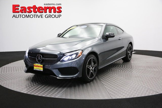 2017 Mercedes-Benz C-Class C 300 Sport 4MATIC Coupe 2dr Car