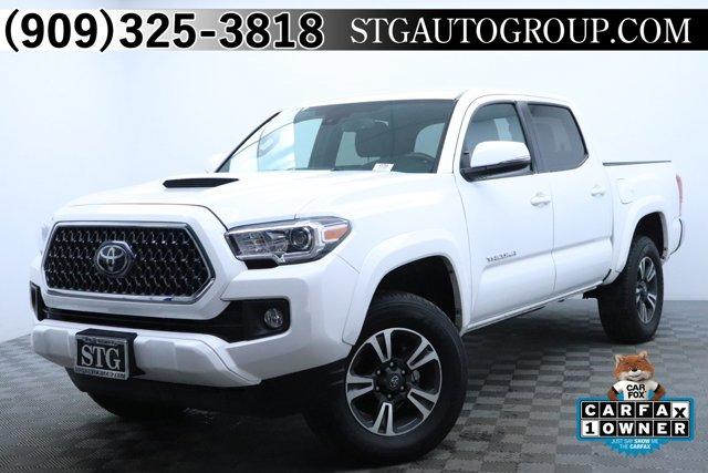 Used 2019 Toyota Tacoma in Ontario, Montclair & Garden Grove, CA