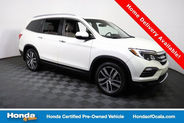 Used 2017 Honda Pilot in Ocala, FL