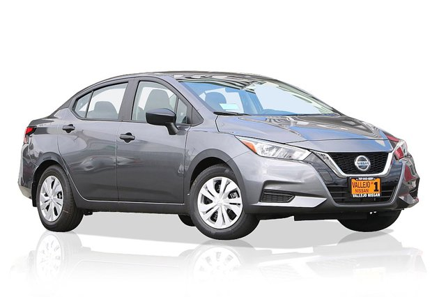 2020 Nissan Versa S S CVT Regular Unleaded I-4 1.6 L/98 [13]