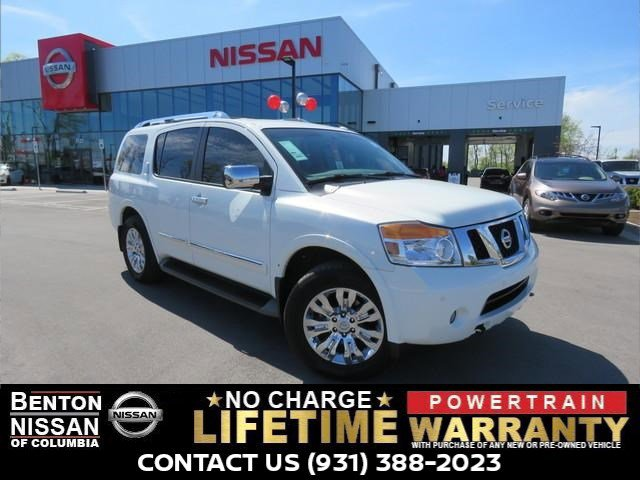 Used 2015 Nissan Armada in , AL