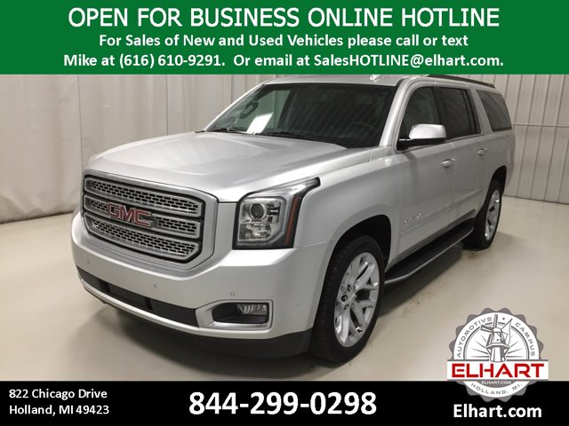 Used 2018 GMC Yukon XL in Holland, MI