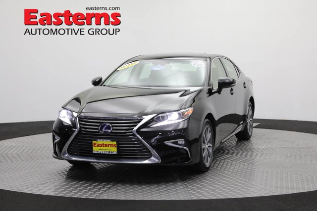 2016 Lexus ES 300h Hybrid Luxury 4dr Car