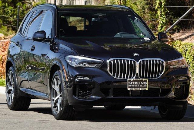 2019 BMW X5 xDrive50i Sports Activity Vehicle