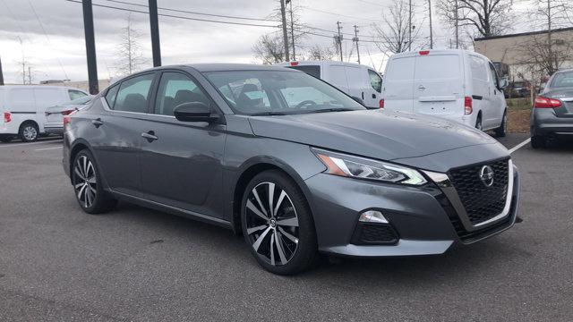 New 2020 Nissan Altima in Hoover, AL