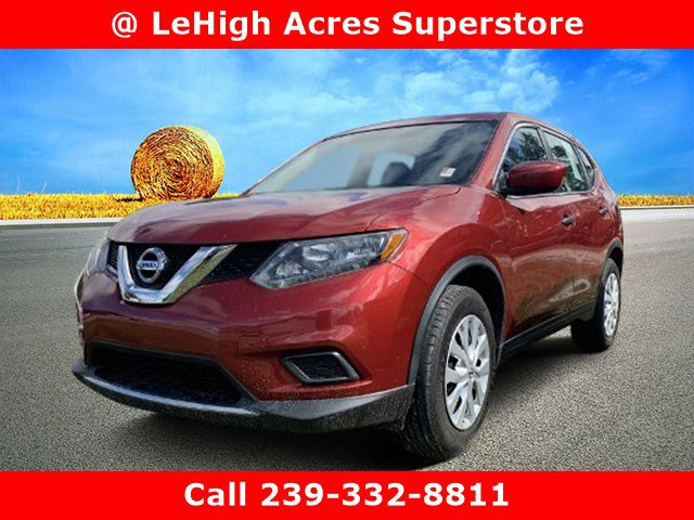 Used 2016 Nissan Rogue in Lehigh Acres, FL