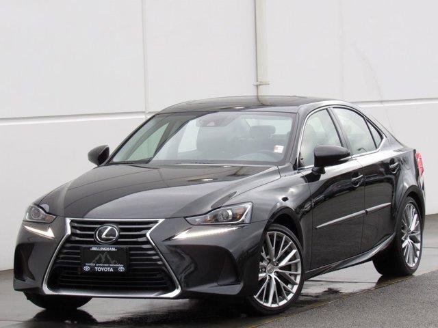 Used 2017 Lexus IS in Bellingham, WA