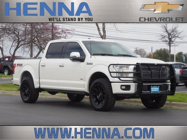 Used 2017 Ford F-150 in Austin, TX