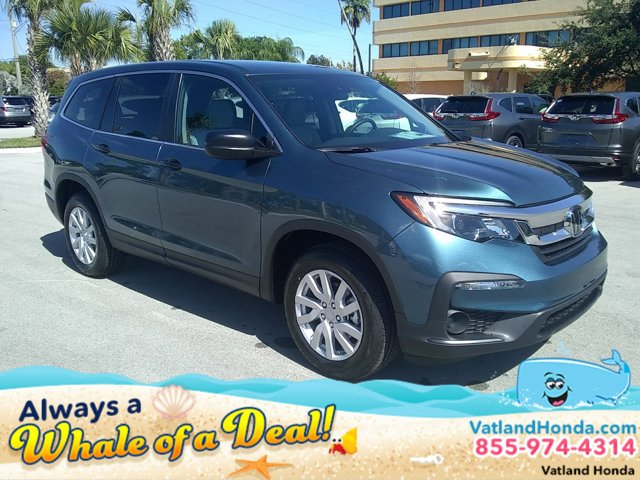 New 2019 Honda Passport in Vero Beach, FL