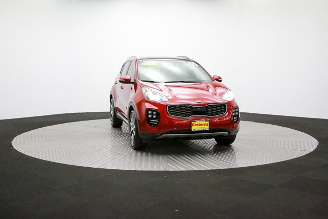 2017 Kia Sportage for sale 122711 47