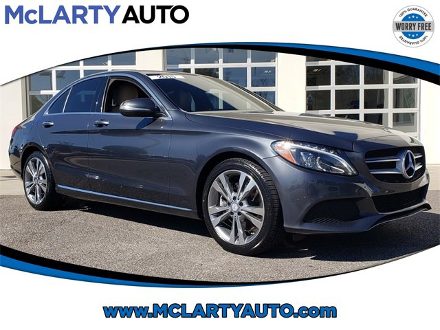 Used 2015 Mercedes-Benz C-Class in , AR