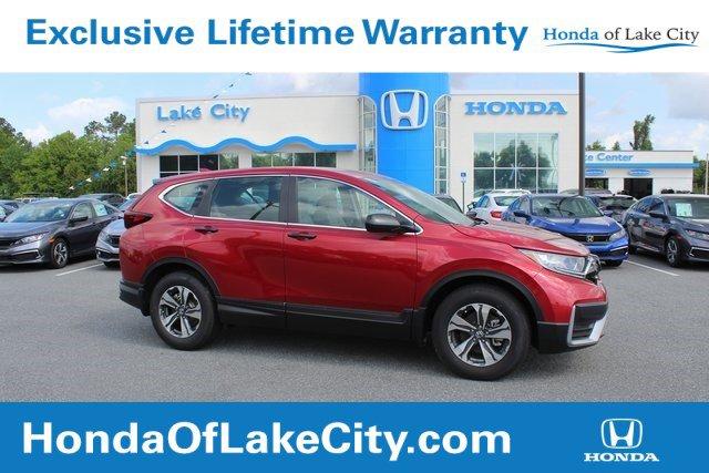 New 2020 Honda CR-V in Lake City, FL