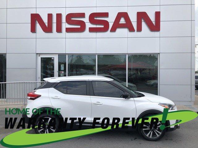 2020 Nissan Kicks SR SR FWD Regular Unleaded I-4 1.6 L/98 [11]