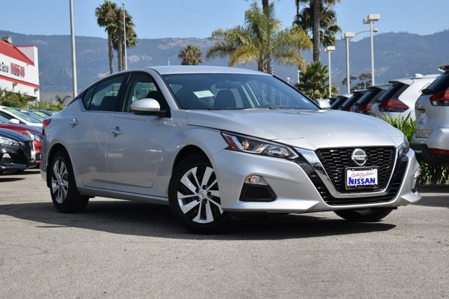 New 2020 Nissan Altima in Goleta, CA
