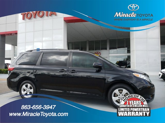 Used 2015 Toyota Sienna in Haines City, FL