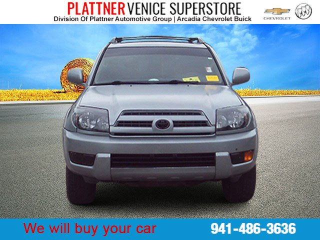 Used 2005 Toyota 4Runner in Venice, FL