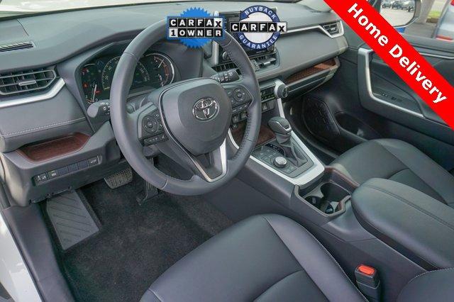Used 2019 Toyota RAV4 Limited AWD