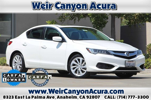 2018 Acura ILX 2.4L Sedan Premium Unleaded I-4 2.4 L/144 [1]