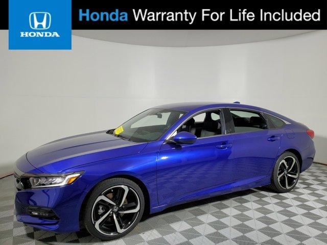 New 2020 Honda Accord Sedan in , LA