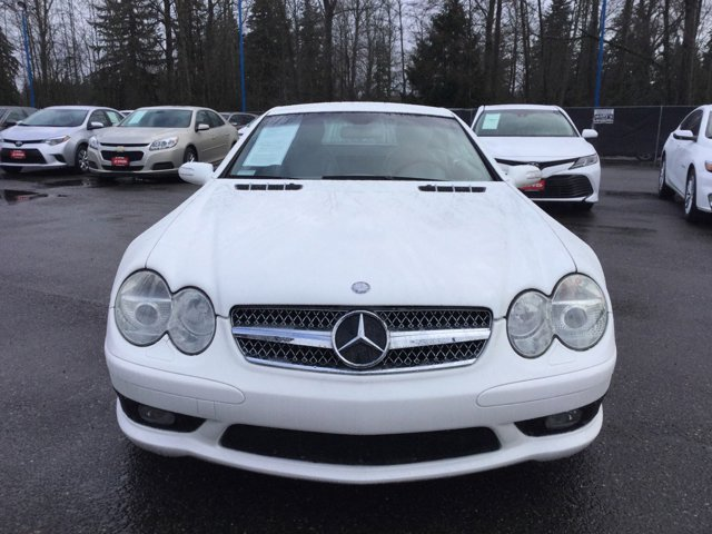 Used 2004 Mercedes-Benz SL-Class 2dr Roadster 5.0L