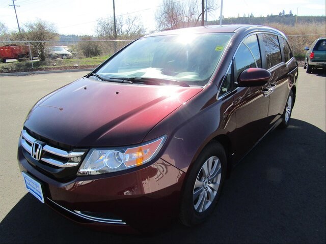 Used 2017 Honda Odyssey in The Dalles, OR