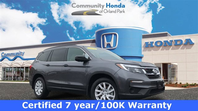 Used 2019 Honda Pilot in Orland Park, IL