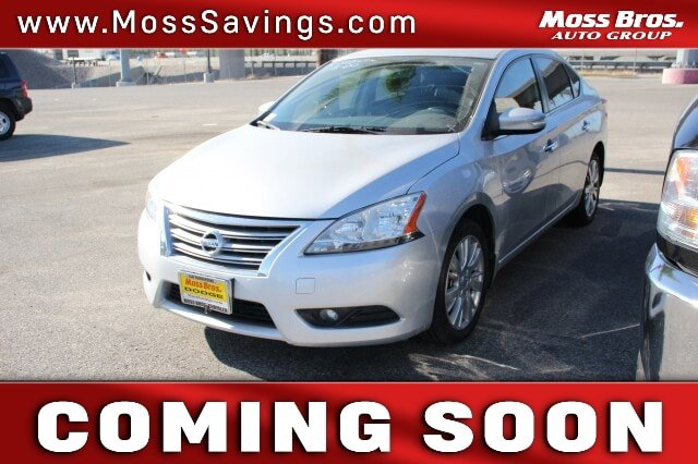 2015 Nissan Sentra SL 4dr Sdn I4 CVT SL Regular Unleaded I-4 1.8 L/110 [2]
