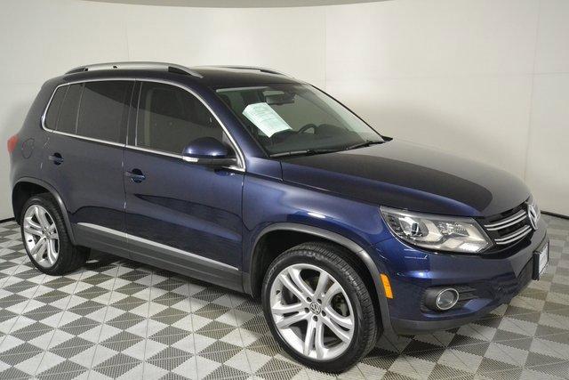 Used 2016 Volkswagen Tiguan in Lynnwood, WA