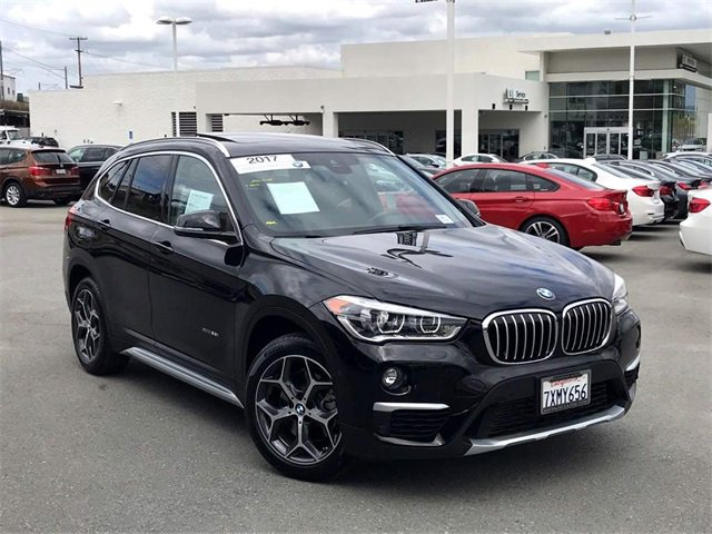 Used 2017 BMW X1 in San Diego, CA