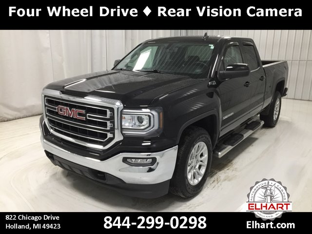 Used 2017 GMC Sierra 1500 in Holland, MI