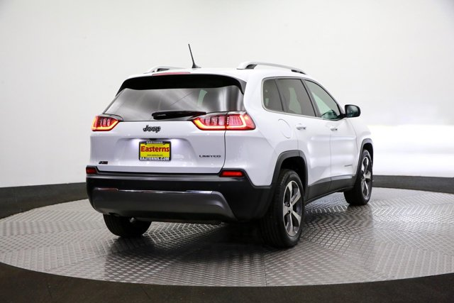 2019 Jeep Cherokee for sale 124134 4